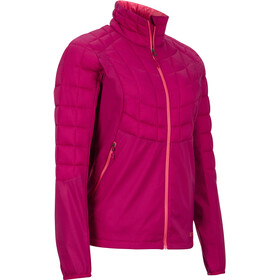 Marmot W's Featherless Hybrid Jacket Sangria